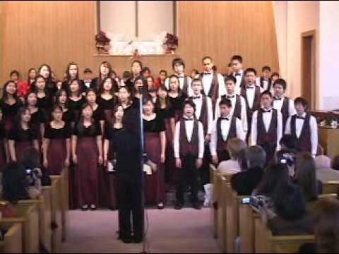 Dashing Through The Snow (The Jingle Bell Spectacular) - GCC Chamber Choir