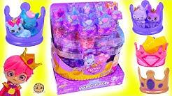 Queen Crown Surprise ! Shopkins Happy Places Royal Trends Pet Animal Blind Bags