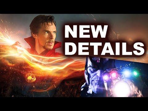 Doctor Strange 2016 First Look & Breakdown - Infinity Stone?! - Beyond The Trailer