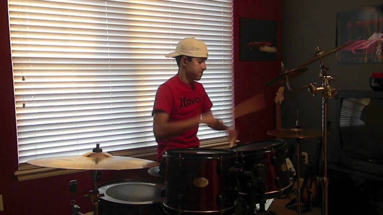 Nick Romero - Framing Hanley - Lollipop (Drum Cover) - YouTube