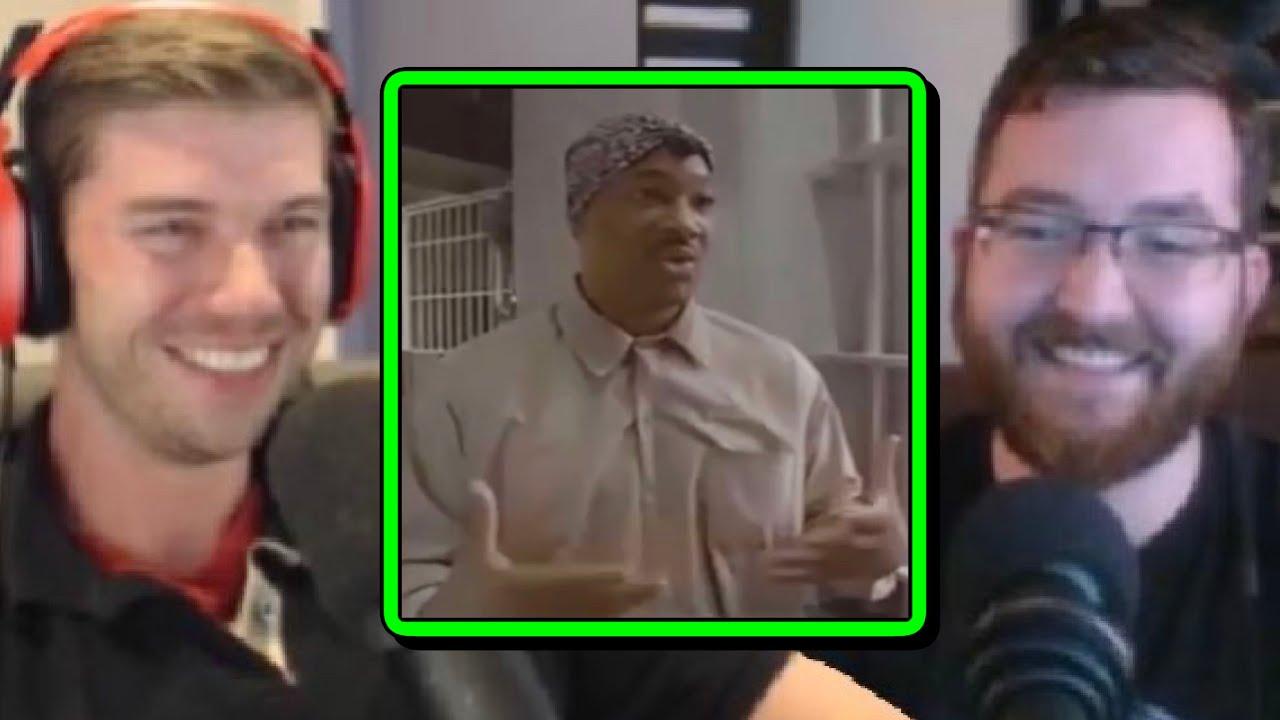 "Prisoner Explains ""Tossing the Salad"" | PKA Reacts"