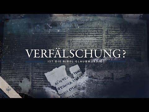 Wurde die Bibel verfälscht?