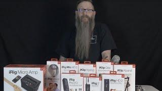 Blogger review of IK Multimedia musical equipment