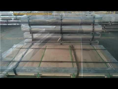 Лист нержавеющий зеркальный 1х1000х2000 AISI 430 EN 10088-2