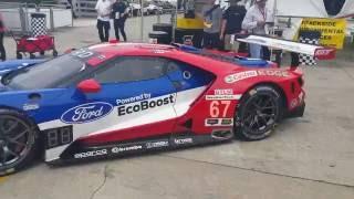 Ford GT LM at Sebring 2016