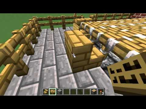 Tuto comment faire une table a minecraft piston youtube - Comment faire une table dans minecraft ...