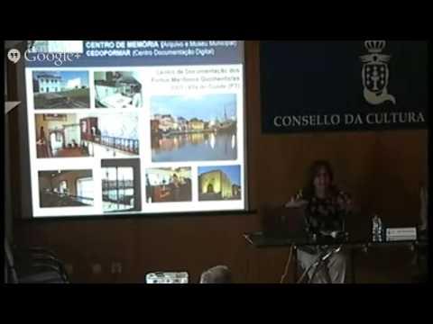 Converxencia dixital das institucións da memoria, Maria Manuel Pinto