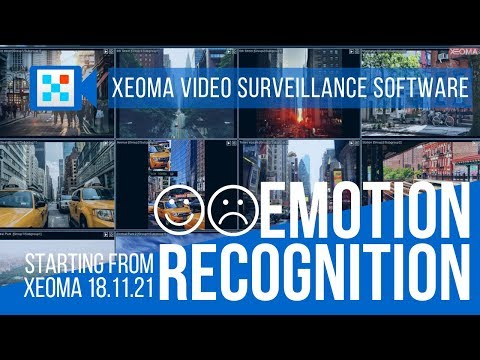 NEW MODULE! Emotion Recognition in Xeoma Video Surveillance