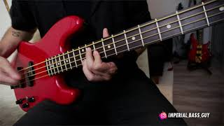 Fender Boxer Precision Sounds   Fender Japan Bass