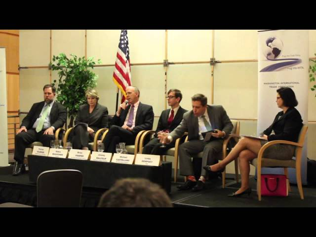 WITA TPP Series: IP in a 21st Century Agreement-Q&A Part 5 3/17/16
