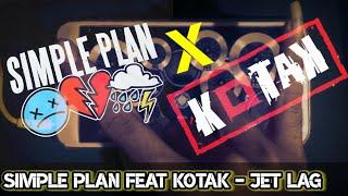 Simple Plan Ft Kotak - Jet Lag    Cover Real Drum