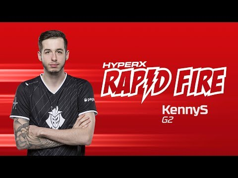 G2 KennyS Rapid Fire Questions