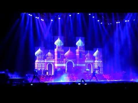 Trans-Siberian Orchestra TSO - A Mad Russian's Christmas - Live in Philadelphia - 12/21/2013