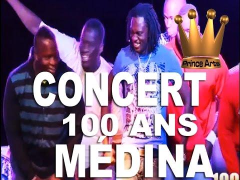 BIRAHIM, AIDA SAMB, NDER fetent les 100 ans de la Medina en Live!!