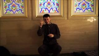YURAK CHECHNYA MADRASAH AZAN (24.10.14)
