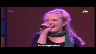 Kinderen voor Kinderen Songfestival 2008/2009 - Ellen - Wij zijn vriendinnen