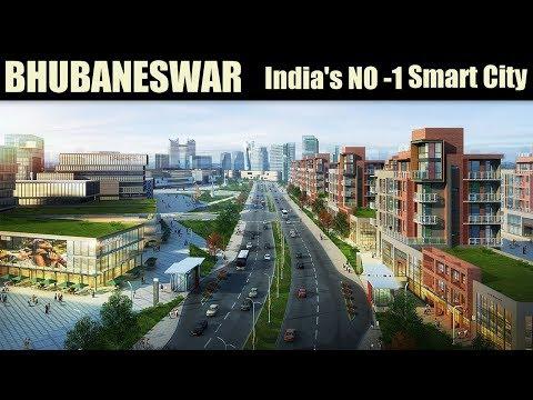Bhubaneswar City    Facts & View    India's No 1 Smart City   2019   Odisha    Debdut YouTube