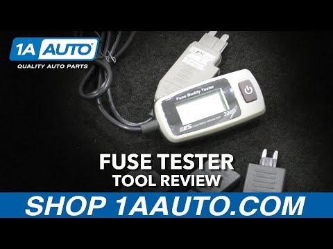 Fuse Tester Kit - Available at 1AAuto.com