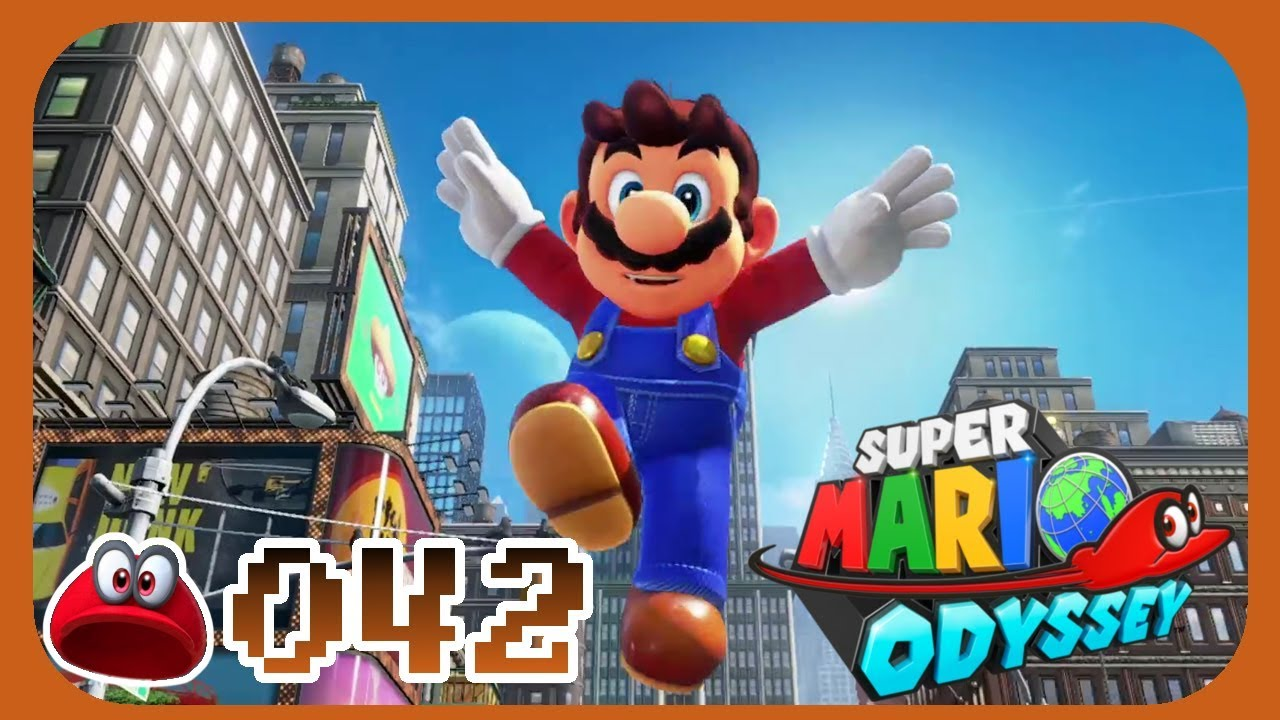 super mario odyssey 042 eine verlorene tasche. Black Bedroom Furniture Sets. Home Design Ideas