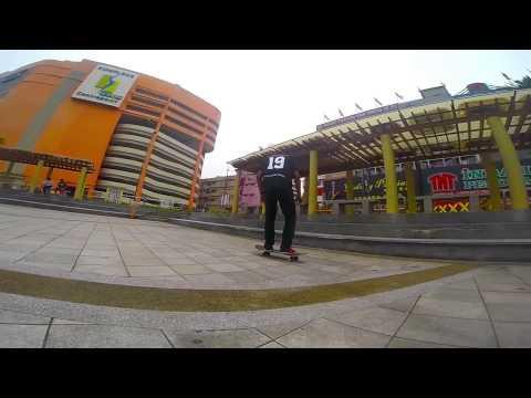 Continuity Skateboards teaser clip (Wak Klang is killing it)