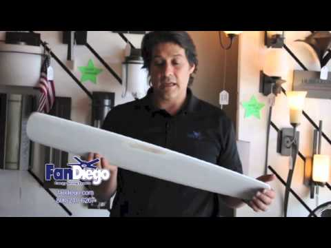 Ceiling Fans DIY: Can You Paint or Refinish Ceiling Fan ...