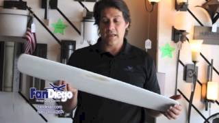 Ceiling Fans DIY: Can You Paint or Refinish Ceiling Fan Blades?