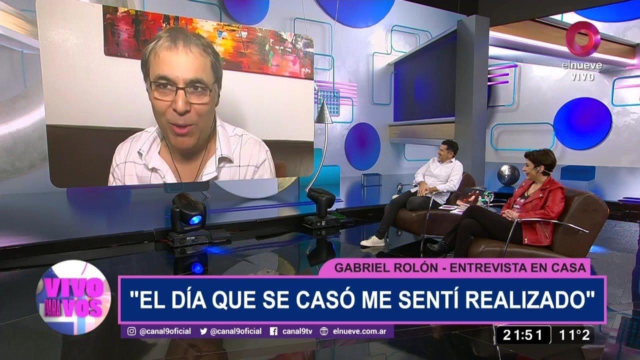 Psicología en cuarentena con Gabriel Rolón