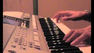 Cha Cha Cha demo on Yamaha Psr-S910