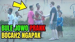 PRANK BULE NGOMONG JOWO DI NGAPAKLAND