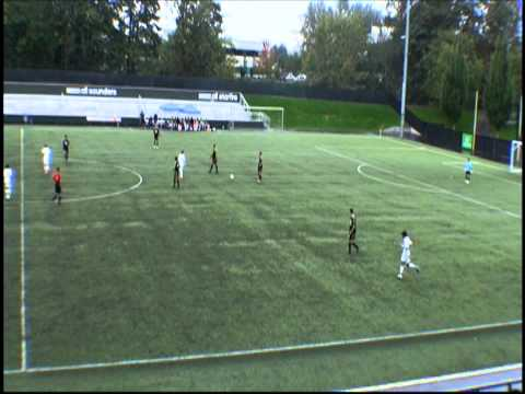 Peninsula College defeats Highline College 2-1