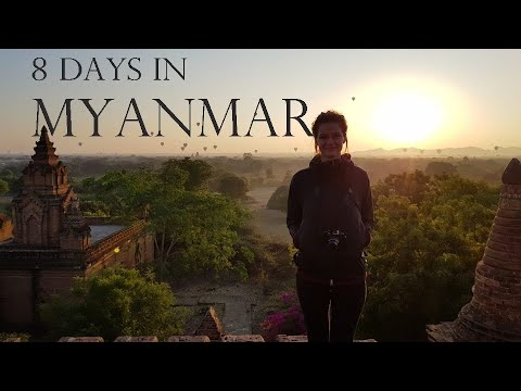 A Myanmar travel documentary is the latest project of GBJ graduate Viktoria Fricova