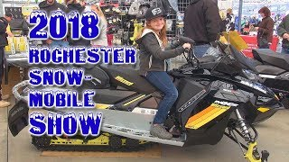 2018 Rochester Snowmobile Show: 11-10-18