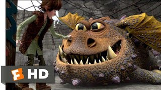 How to Train Your Dragon (2010) - Training Tips Scene (4/10) |…