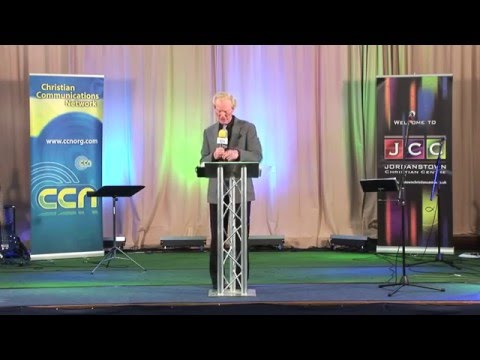 BEAUTY FOR ASHES Part 1/2 (Glengormley, Northern Ireland) with Dr Cecil Stewart OBE
