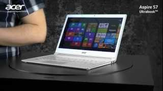 Acer Aspire S7 Ultrabook - Pretty Smart
