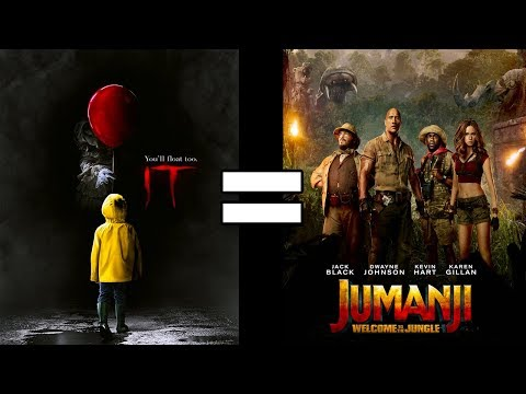 24-reasons-it-(2017)-&-jumanji-welcome-to-the-jungle-are-the-same-movie