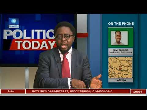 Presidency Reacts To Benue, Kaduna, Rivers Violence |Politics Today|