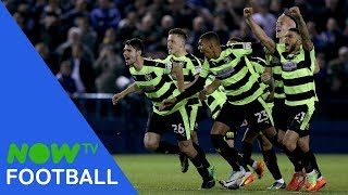 Live Sky Bet EFL | Huddersfield and Reading clash in the £200m game at Wembley