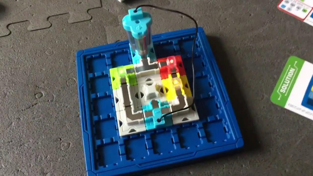 Thinkfun Circuit Maze Youtube