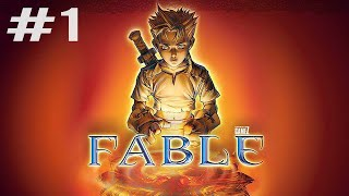 Fable - The Lost Chapters Gameplay part 1