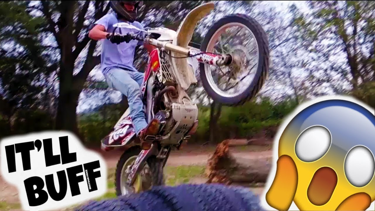 extreme-enduro-in-back-yard-riding-course