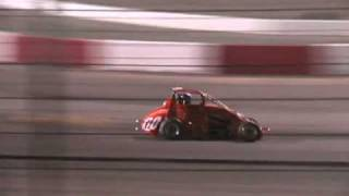 Michael Lewis Wins USAC Ford Focus race in Las Vegas June, 2009!