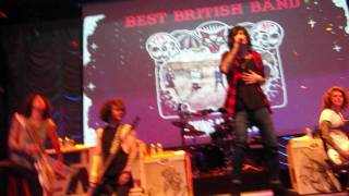 asking alexandria i won t give in the troxy 9 6 16