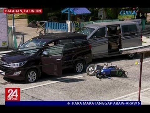 Balaoan, La Union Vice Mayor, patay sa pananambang; Anak niyang Mayor, sugatan