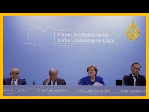 ???? هل ينجح مؤتمر #برلين بإيجاد حل للأزمة الليبية؟  - نشر قبل 2 ساعة
