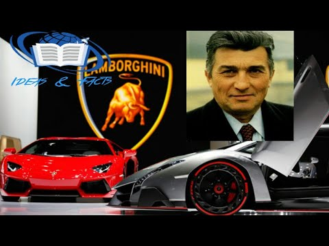 a biography of ferruccio lamborghini Valentino balboni has reportedly driven about 80% of all lamborghinis ever built   later he was hired as a teenager by the founder, ferruccio lamborghini.