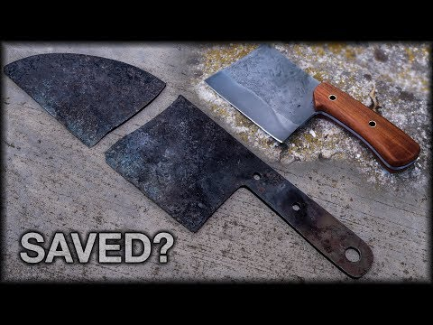 Knife Makers Don't Make Mistake, They Make Smaller Knives.