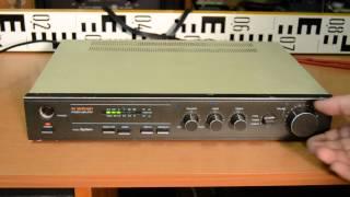 RFT SV3930 HiFi Stereo Amplifier