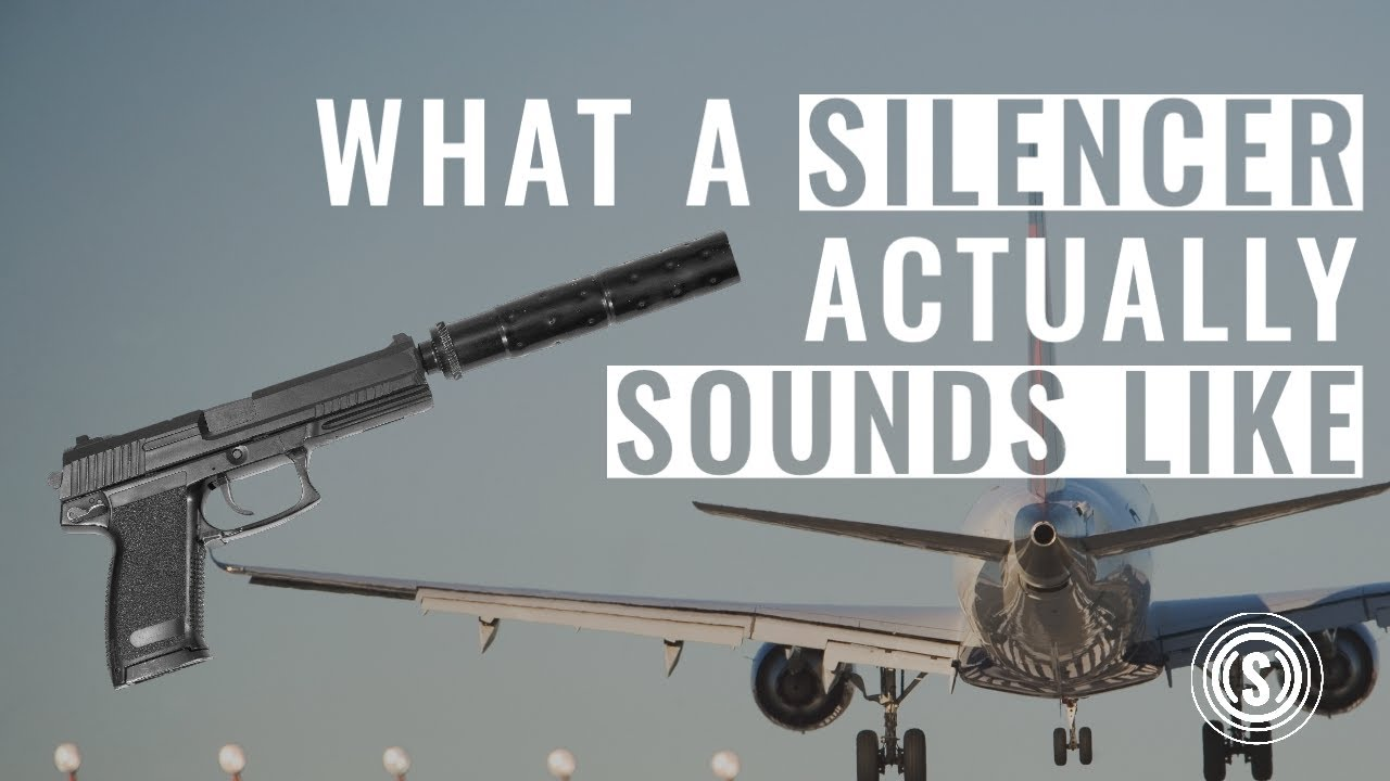 Download Here's What a Gun Silencer Really Sounds Like | The Daily Signal
