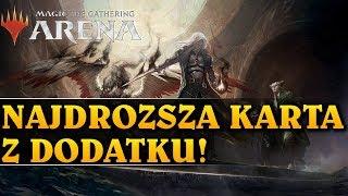 NAJDROŻSZA KARTA Z DODATKU! - Magic The Gathering: Arena